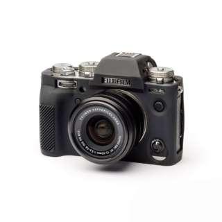 イージーカバー FUJI X-T3用 ブラック 液晶保護フィルム付属
