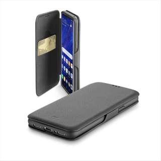 Huawei P30 Pro Book Clutch 手帳型ケース BOOKCLUP30PROK ブラック