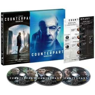 カウンターパート/暗躍する分身 シーズン1 DVDコンプリートBOX 【DVD】