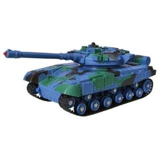 赤外線バトルシステム搭載 R/C バトルタンク ジュニア ロシア T-72型(40MHz)