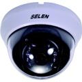 フルハイビジョン対応 赤外線投光器内蔵HD-TVIドームカメラ SHT-N381