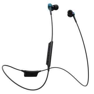 高音質Bluetoothイヤホン NeEXTRA Series HP-NX30BT ブルー ブルー HP-NX30BTB [リモコン・マイク対応 /防滴 /Bluetooth]
