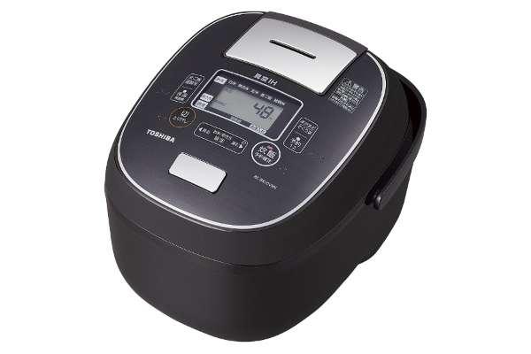 5合炊き炊飯器のおすすめ11選 東芝「鍛造かまど銅釜」RC-BK10VRN-K(IH)