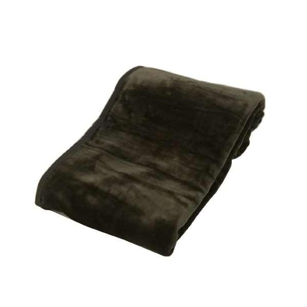 軽量毛布(シングルサイズ/140×200cm/ブラウン)