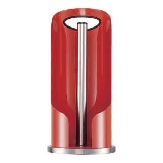 キッチン&トイレットペーパーホルダー クラシックライン レッド <PWE0602>