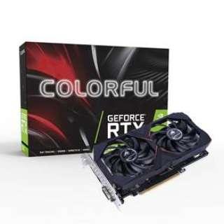 Colorful GeForce RTX 2060 6G V2 Colorful GeForce RTX 2060 6G V2 [6GB /GeForceシリーズ] 【バルク品】