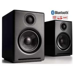 ブルートゥーススピーカー A2+WIRELESSB サテン・ブラックペイント [Bluetooth対応]