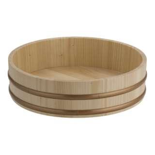 天然木 盛込桶 (樹脂タガ仕様) 尺0 30007 <NMLB502>