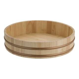 天然木 盛込桶 (樹脂タガ仕様) 尺4 30011 <NMLB506>