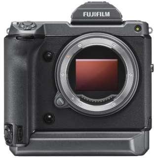 GFX100【ボディ(レンズ別売)】/ミラーレス中判デジタルカメラ