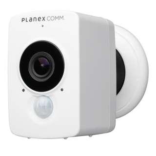 PLANEX ネットワークカメラ どこでもスマカメ CS-QV40B CS-QV40B