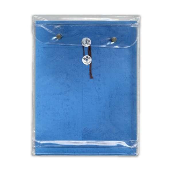 ビニールパッカー ブルー