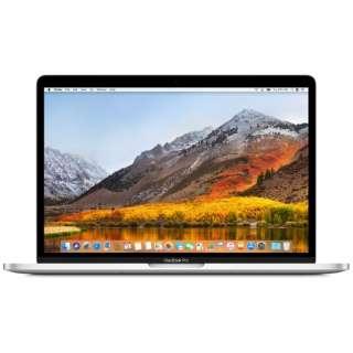 MacBookPro 13インチ Touch Bar搭載モデル[2019年/SSD 256GB/メモリ 8GB/2.4GHzクアッドコア Core i5]シルバー MV992J/A