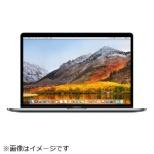 MacBookPro 15インチ Touch Bar搭載・USキーボードモデル[2019年/SSD 256GB/メモリ 16GB/2.6GHz 6コア Core i7]スペースグレイ MV902JA/A