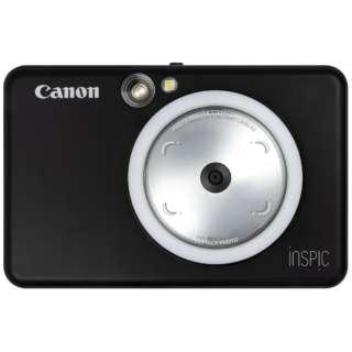 インスタントカメラプリンター iNSPiC ZV-123-MBK マットブラック