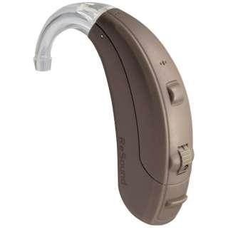 【店舗販売限定】 【デジタル補聴器】ベア3 80タイプ VE380-DVI(耳かけ型/ミディアムブロンド)