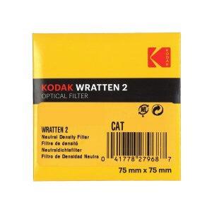 Kodak(コダック) ラッテン2ニュートラルデンシティNo.96フィルター 1.0 75mm角