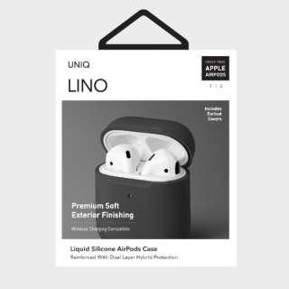 LINO Liquid Silicone AirPods Case GY