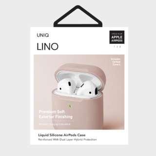LINO Liquid Silicone AirPods Case PK