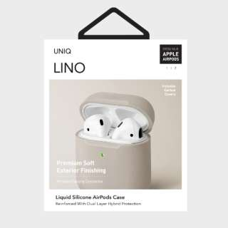 LINO Liquid Silicone AirPods Case IV