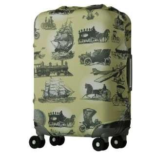 スーツケースカバー 5102-55-RD TRAVEL