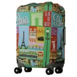 スーツケースカバー 5102-55-NV PARIS