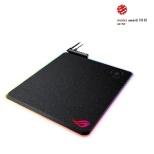 NH01ROGBALTEUSQi マウスパッド Qiワイヤレス充電対応[370x320x7.9mm]