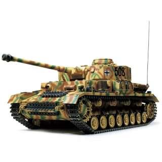 1/16 RCタンクシリーズ No.25 ドイツIV号戦車J型 フルオペレーションセット