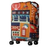 スーツケースカバー 5102-55-GR ロンドン