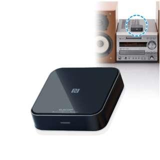 Bluetoothオーディオレシーバー BOXタイプ ブラック LBT-AVWAR501XBK