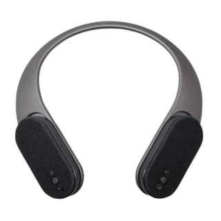 ネックスピーカー ブラック OWL-BTSP08-BK [Bluetooth対応]