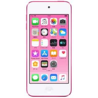 iPod touch 【第7世代 2019年モデル】 128GB ピンク MVHY2J/A