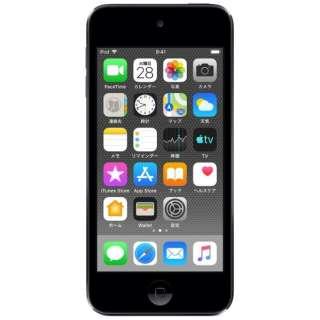 iPod touch 【第7世代 2019年モデル】 128GB スペースグレイ MVJ62J/A