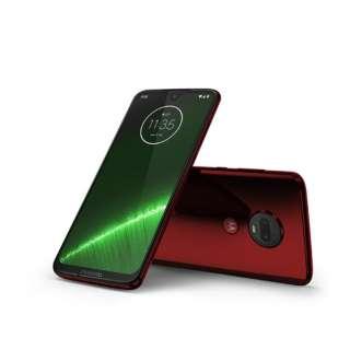Moto g7 Plus ビバレッド「PADU0002JP」Snapdragon 636 6.24型ワイド メモリ/ストレージ:4GB/64GB nano SIM x2 DSDS対応 ドコモ/au/ソフトバンク対応 SIMフリースマートフォン PADU0002JP ビバレッド