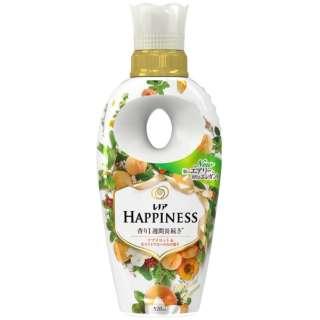 Lenor(レノア) ハピネス ハピネスナチュラルフレグランス アプリコット&ホワイトフローラルの香り本体