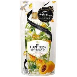 Lenor(レノア) ハピネス ハピネスナチュラルフレグランス アプリコット&ホワイトフローラルの香り詰替
