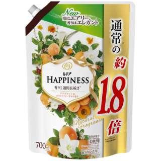 Lenor(レノア) ハピネス ハピネスナチュラルフレグランス アプリコット&ホワイトフローラルの香り替特大