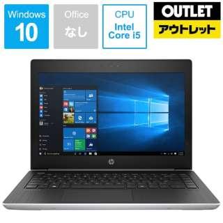 【アウトレット品】 13.3型ノートPC [Core i5・SSD 128GB・メモリ 4GB・Win10 Pro] ProBook 430 G5  2YZ04AV-AHJV 【数量限定品】