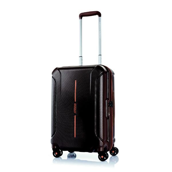 スーツケース 36L TECHNUM(テクナム)Spinner55(スピナー55) CHESTNUT 37G03004 [TSAロック搭載]