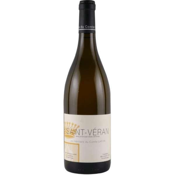 [数量限定特価] レ・ゼリティエール・デュ・コント・ラフォン サン・ヴェラン 2015 750ml【白ワイン】