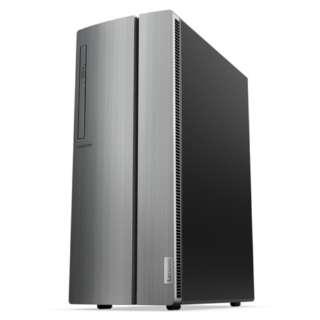 90HU00EPJP ゲーミングデスクトップパソコン ideacentre 510 i5 GTX1650 シルバー [モニター無し /HDD:1TB /Optane:16GB /メモリ:8GB /2019年6月モデル]