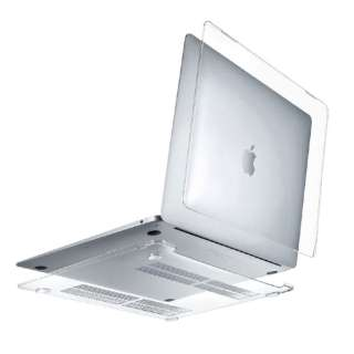 MacBook Air用ハードシェルカバー IN-CMACA1302CL