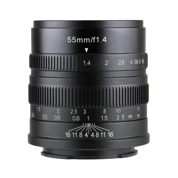 7Artisans 55mm F1.4 5514TB [ライカL用]