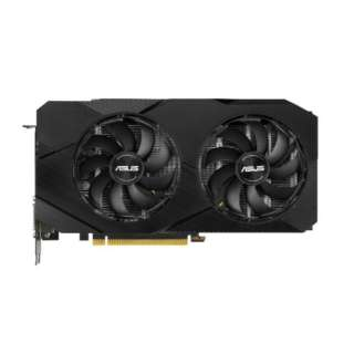 Nvidia RTX2060搭載 ASUSグラフィックスカード DUAL-RTX2060-O6G-EVO DUAL-RTX2060-O6G-EVO 【バルク品】