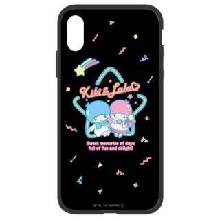 サンリオキャラクターズ iFlash iPhoneXR対応ケース キキ&ララ