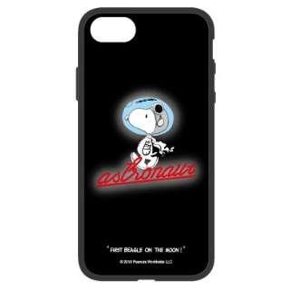 ピーナッツ iFlash iPhone8/7/6s/6対応ケース アストロ