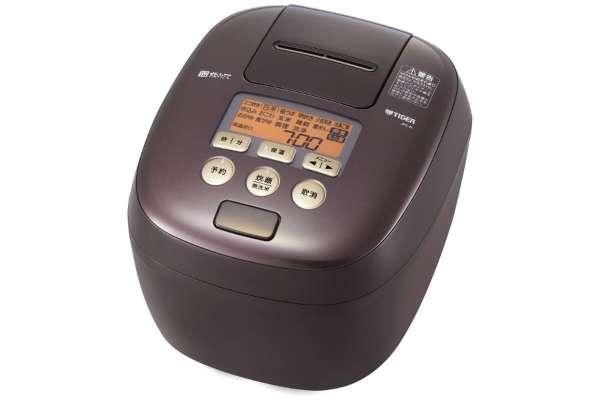 5合炊き炊飯器のおすすめ11選 タイガー「炊きたて」JPC-H100(圧力IH)
