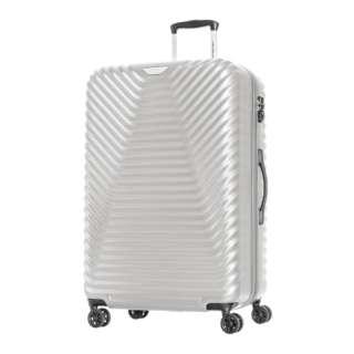 スーツケース 90L SKY COVE(スカイコーブ) SILKY WHITE GE415010 [TSAロック搭載]