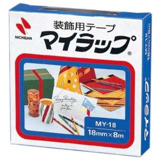 マイラップ MY18 赤 MY-181