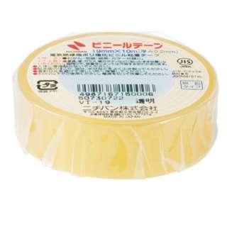 ビニールテープ VT19 透明 VT-19